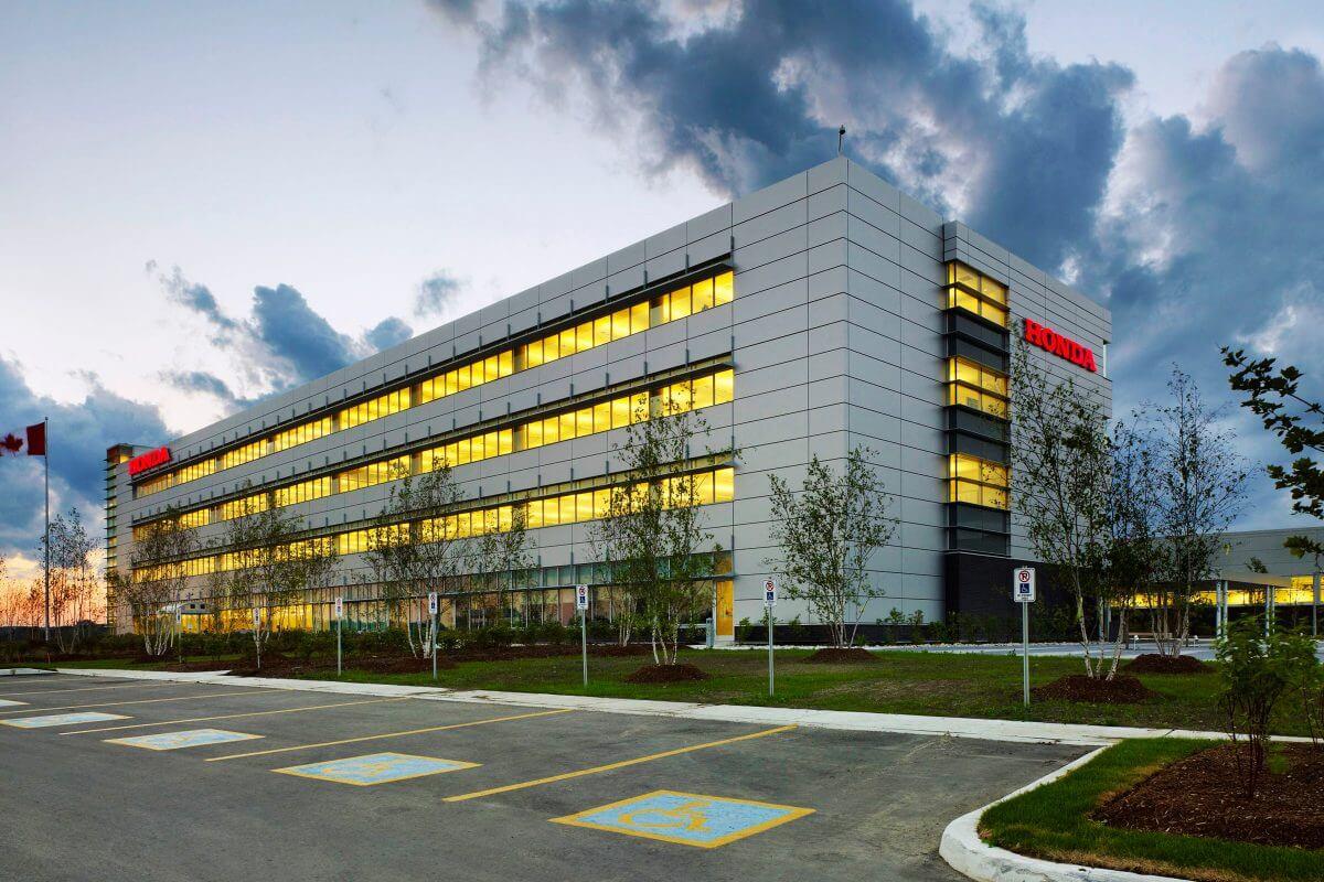 Schollen Company Inc Honda Canada Campus
