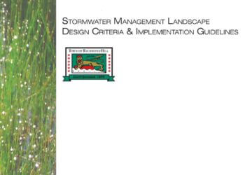 Stormwater Management Guidelines Hamilton